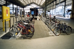 Support vélos CITY C2 - Gare SNCF de Tours (37)